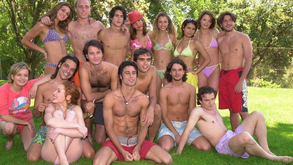 La cantera del cine español se forjó en las aulas de 'Al salir de clase'
