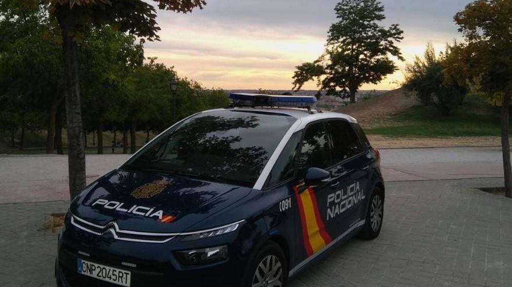 Foto: Imagen de archivo de un vehículo de la Policía Nacional.