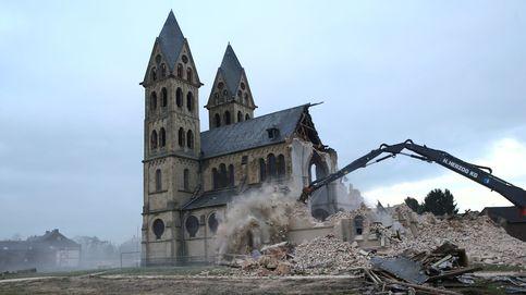 Greenpeace contra la demolición de una iglesia
