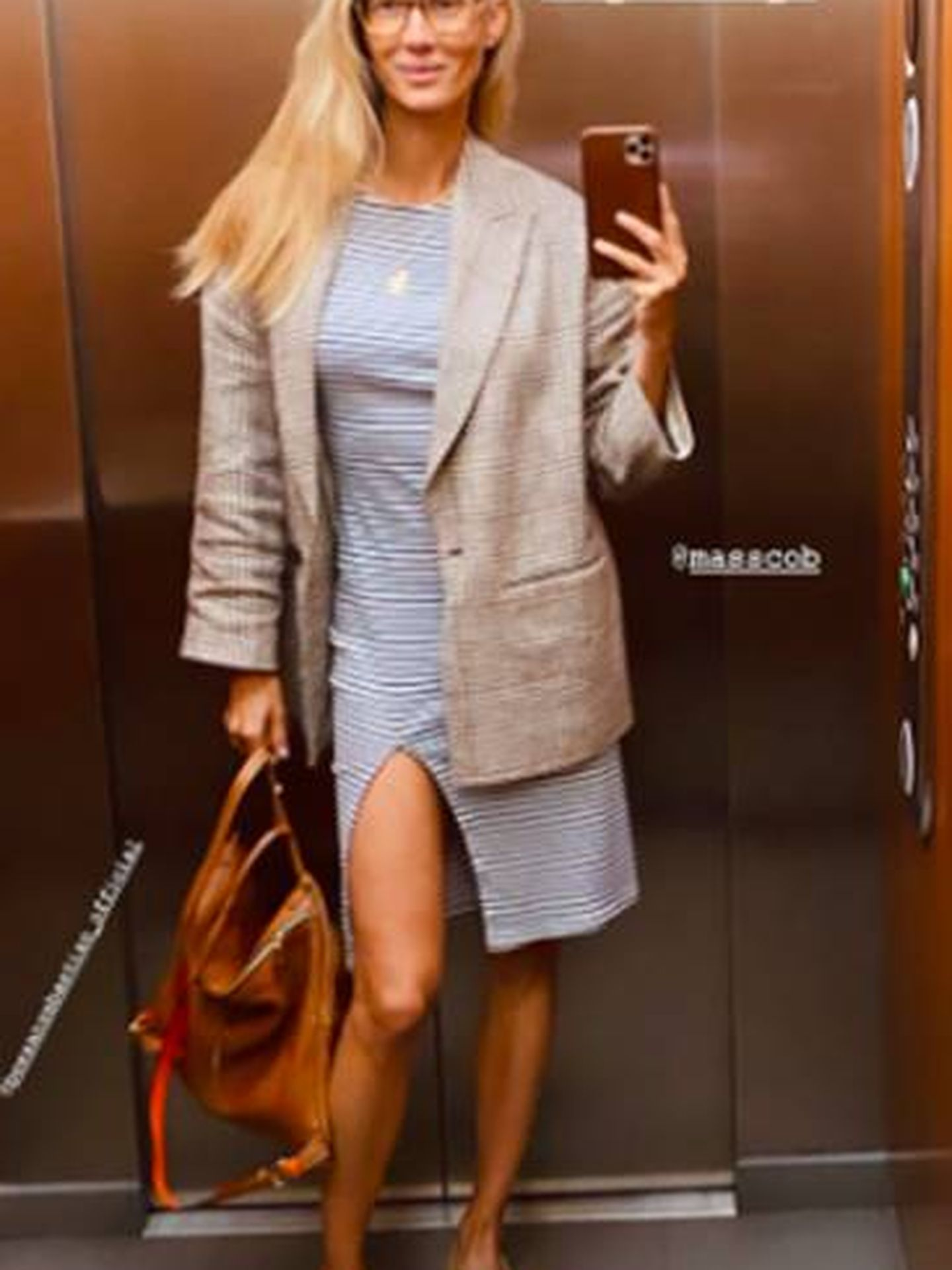 Vanesa Lorenzo. (Instagram)