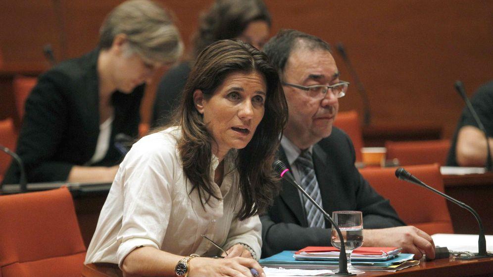 Foto: Gemma Calvet, directora de la Agencia de Transparencia de la AMB. (EFE)