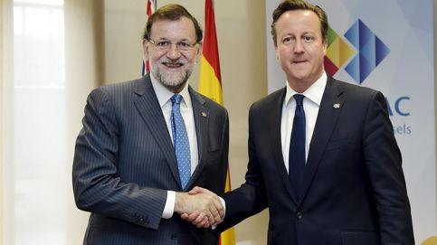Rajoy y Cameron abordan la reforma de la UE previa al referéndum británico