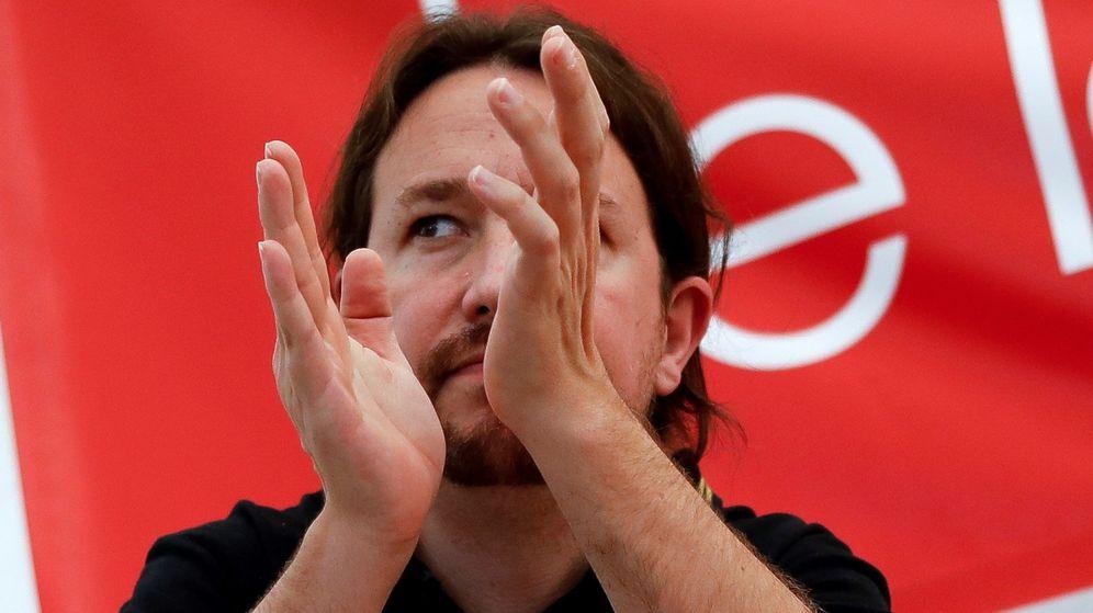 Foto: El secretario general de Podemos, Pablo Iglesias. (EFE)
