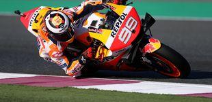 Post de El 'ansia' de Jorge Lorenzo o sus prisas por ganar con una Honda que aún no entiende