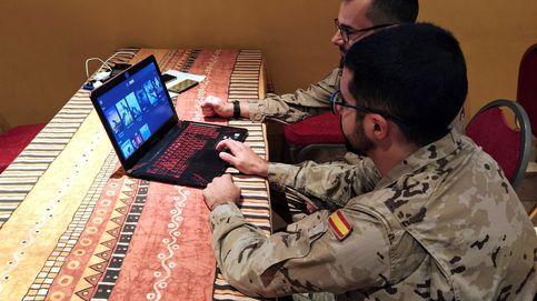 Los militares con personas a cargo por el Covid-19 podrán teletrabajar