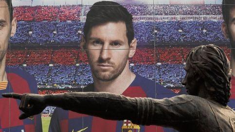 Messi acaba como rehén del club de su vida por culpa de un presidente 'mentiroso'