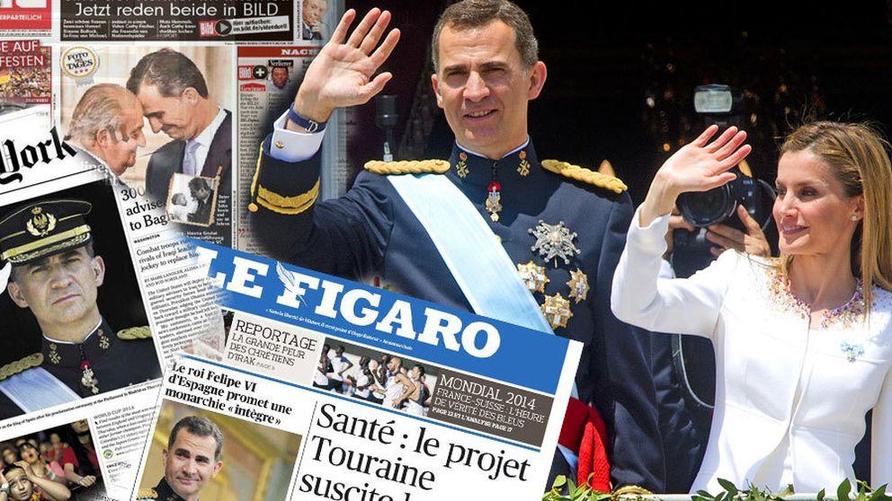 Francia se pregunta si necesita un Rey tras la proclamación de Felipe VI