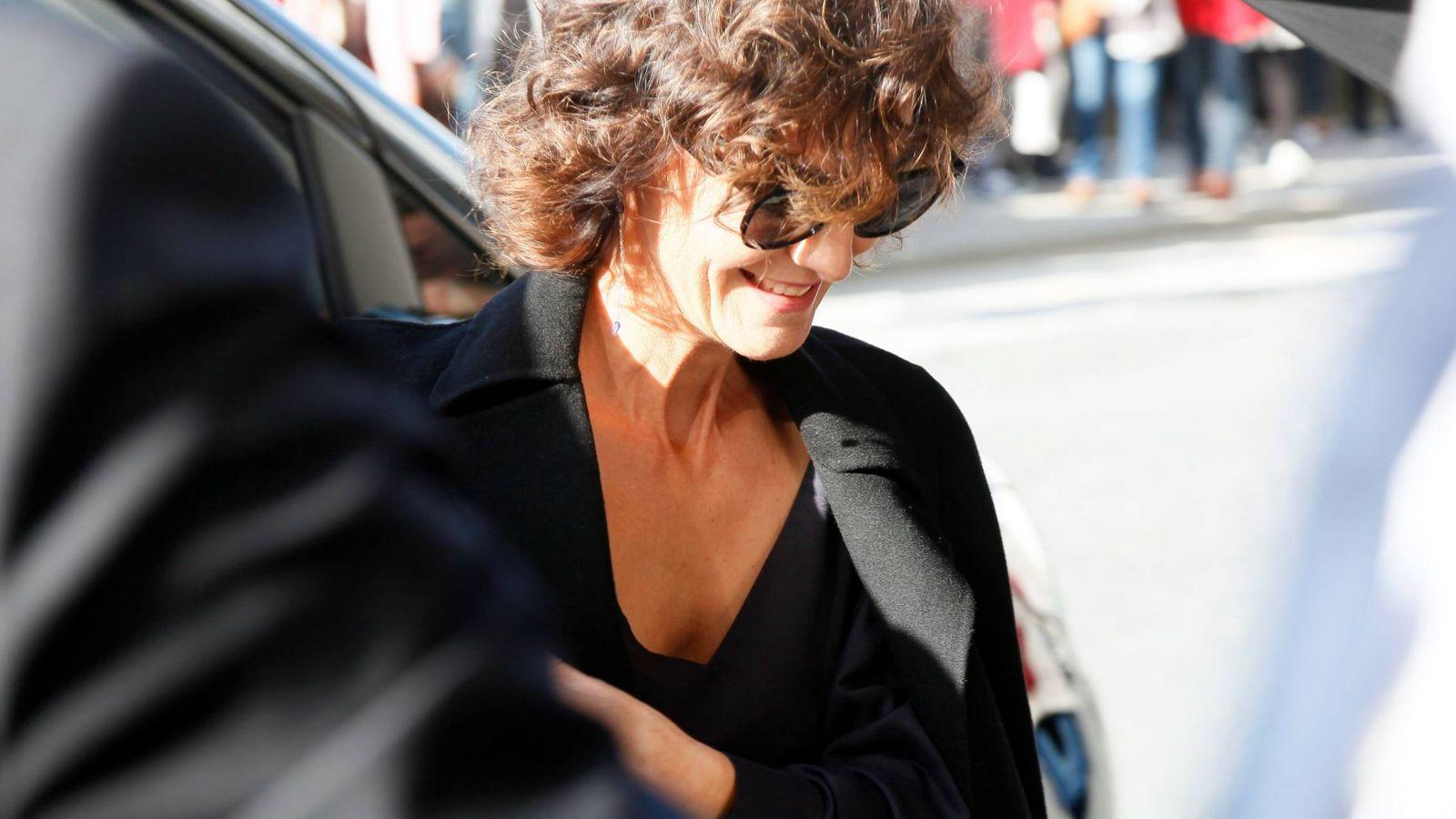 Foto: María Luisa Ortega, tía de la novia. (Cordon Press)