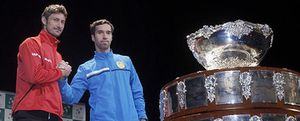 Ferrero abre la eliminatoria de la Copa Davis ante Kazajistán