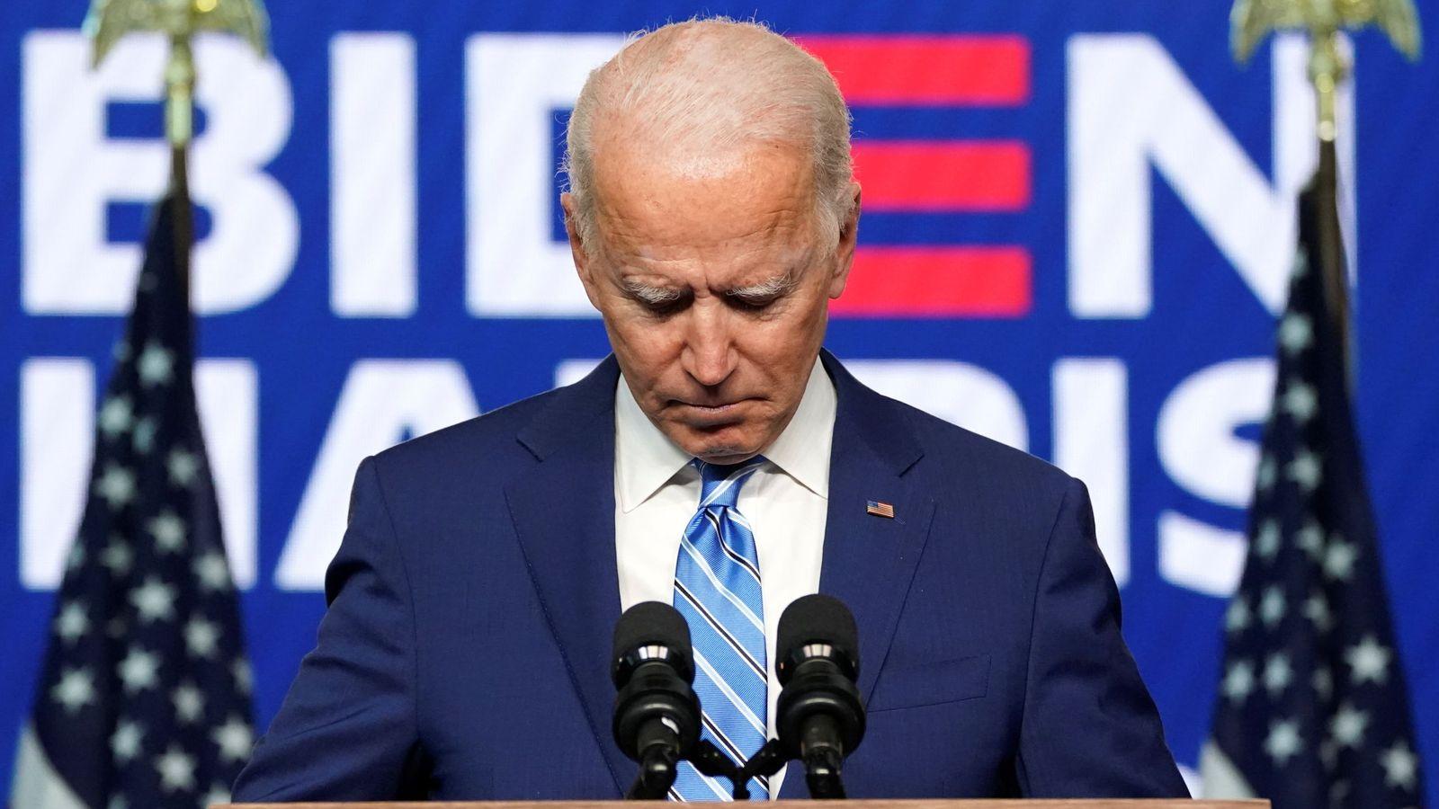Elecciones EEUU, directo   Biden gana Michigan y está a un paso de ser  presidente