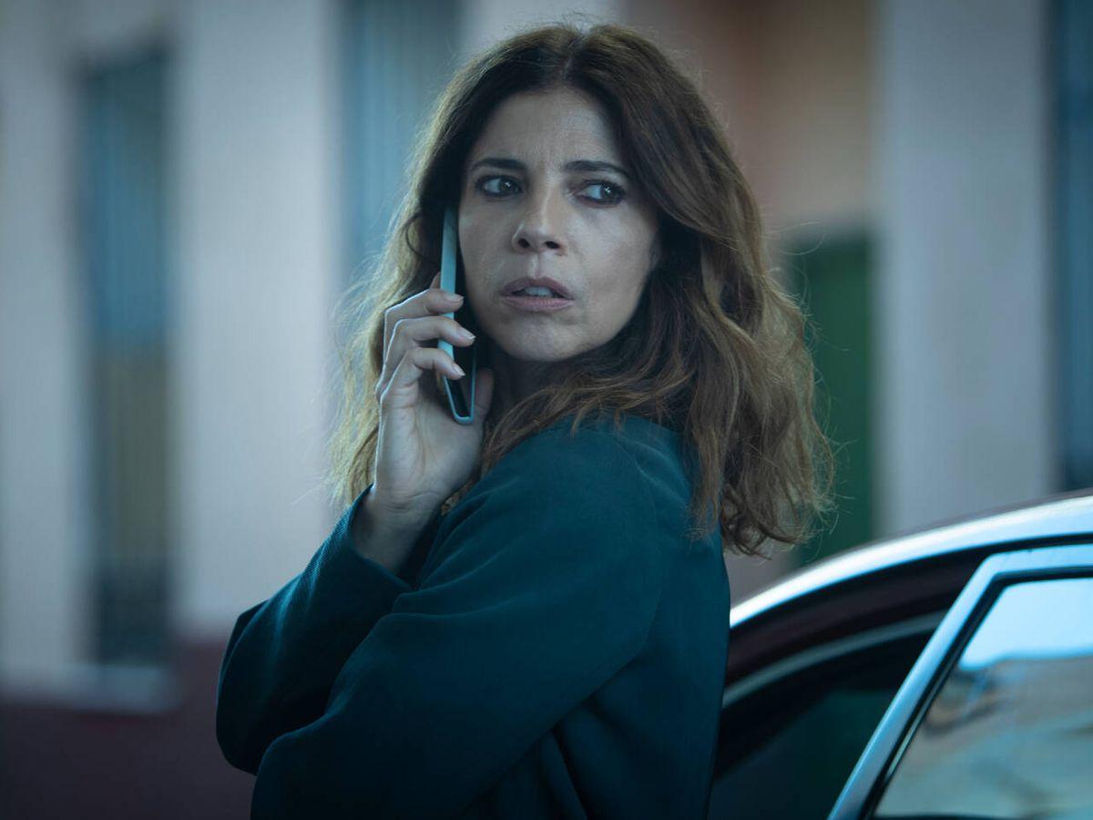 Foto: Maribel Verdú, en la serie 'Ana Tramel'. (TVE)