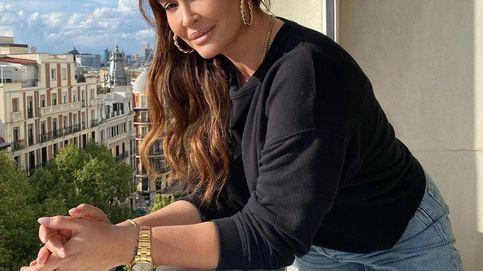 El look ideal negro y de verano que puedes copiar a Vicky Martín Berrocal