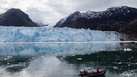 Encuentran una caja con una vela de casi 400 años en un glaciar de Noruega
