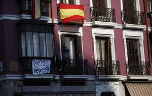 Cerca de 16.000 flores y 100.000 banderines para recibir a Felipe VI