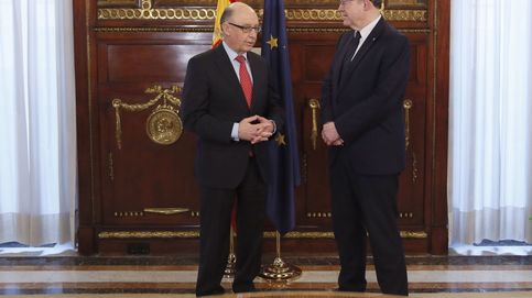 Montoro ofrece compensaciones a líderes del PSOE en los Presupuestos