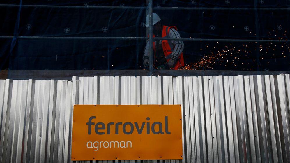 Foto: Una obra de Ferrovial en Madrid. (Reuters)