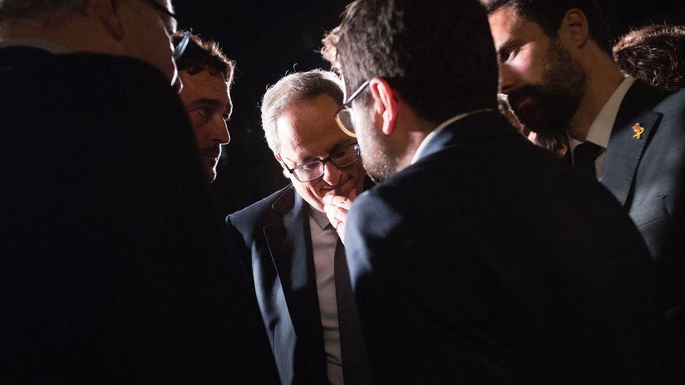 Sánchez no prevé reunión con Torra y el Gobierno insiste: no se plantea indultos