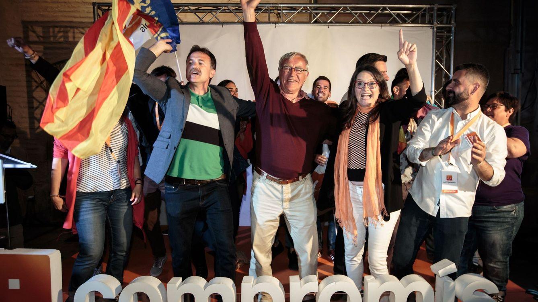 Ribó consolida Valencia, el PSOE Castellón y el PP se agarra a Alicante por la mínima