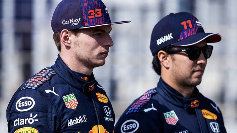 Sergio Pérez y la guadaña de Helmut Marko que puede volverse contra el propio Red Bull