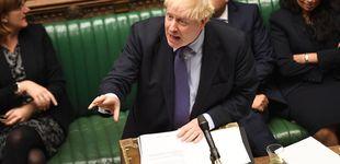 Post de Boris Johnson paraliza su plan del Brexit tras su fracaso para sacar a UK por la vía rápida