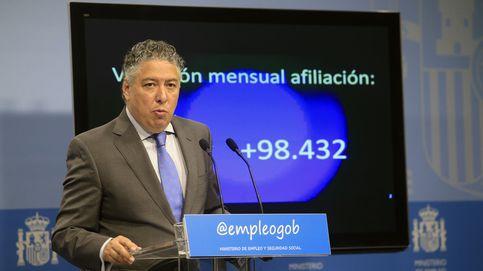 Burgos: el déficit de la SS es coyuntural y las pensiones están aseguradas