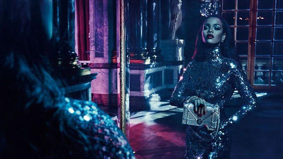 Rihanna entra en el jardín secreto de Dior