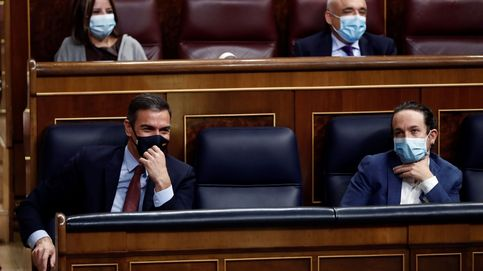 Pedro Sánchez pierde el relato ante Iglesias