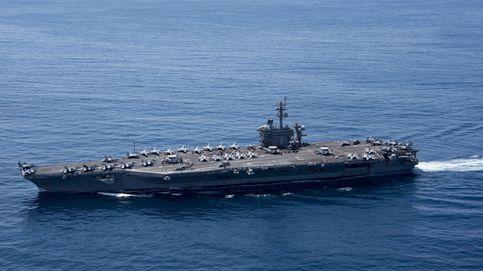 Error de Trump: su portaaviones navega 10 días en dirección opuesta a Pyongyang