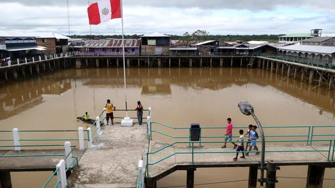 La rutina de estos niños peruanos para ir todos los días a al escuela