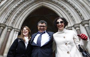 Los polémicos magnates británicos Tchenguiz entran en 'Casa Botín'