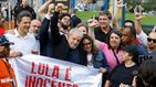 La Justicia decreta la libertad de Lula tras el fallo del Supremo
