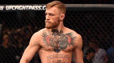 Conor McGregor, bajo custodia policial tras destrozar un autobús de la UFC