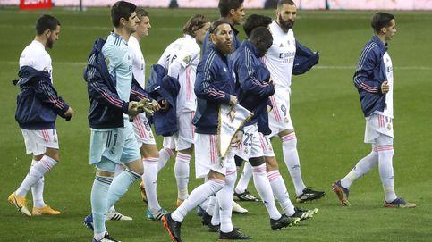 Zidane, en el centro de un vestuario en crisis: la posición de cada uno de los jugadores
