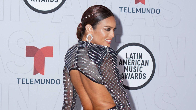 Zuleyka Rivera, en los Latin AMAs. (Getty)