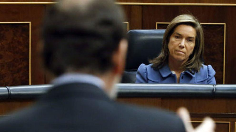 Mato se escuda en el feminismo y pregunta al PSOE si le persigue por ser mujer