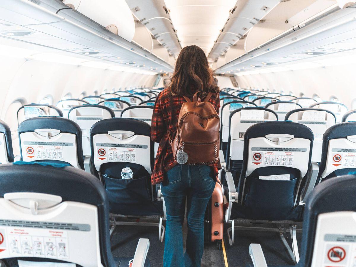 Foto: Algunos asientos tienen más espacio que otros en los aviones (iStock)