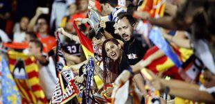 Post de Valencia - Real Valladolid: horario y dónde ver en TV y 'online' LaLiga Santander