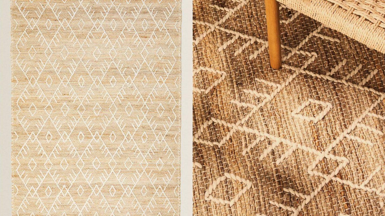 Decora tu hogar con estas alfombras de Zara Home. (Cortesía)