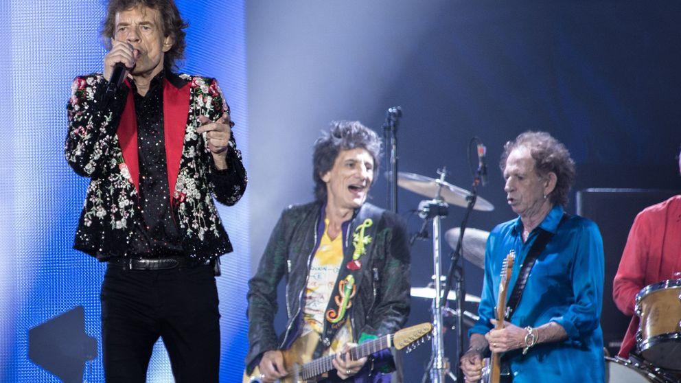 The Rolling Stones amenazan a Trump con una denuncia por usar sus canciones