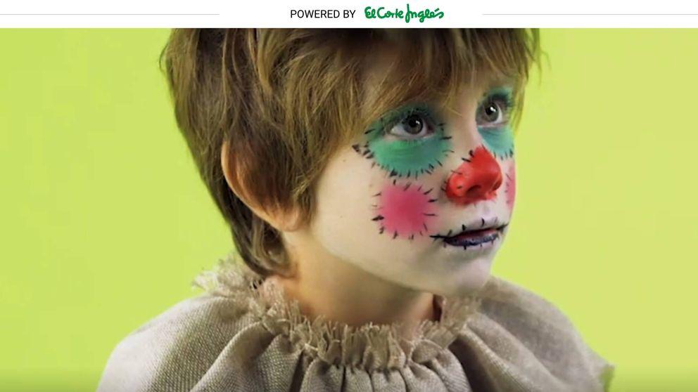 Los tutoriales de maquillaje más divertidos para niños en Halloween