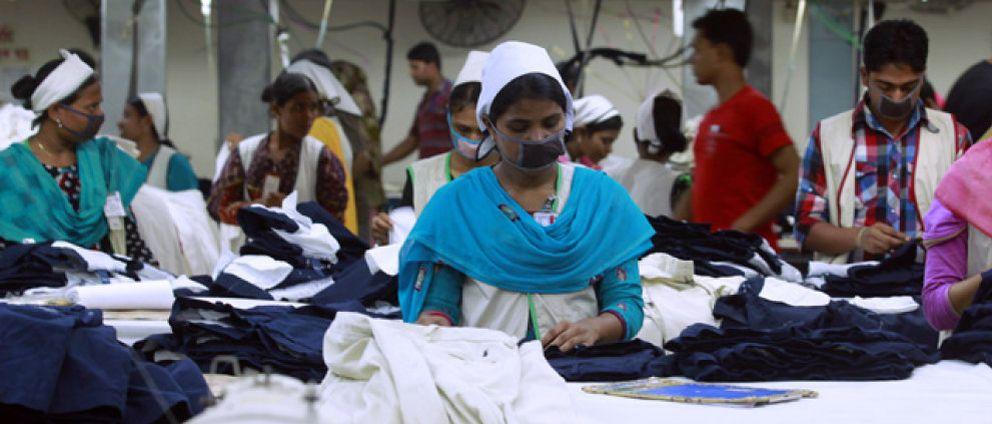Foto: El dilema de Bangladesh: explotación laboral o millones de parados
