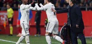 Post de La 'derrota' de Zidane antes de empezar y la pregunta de si Bale es peor que Vinicius