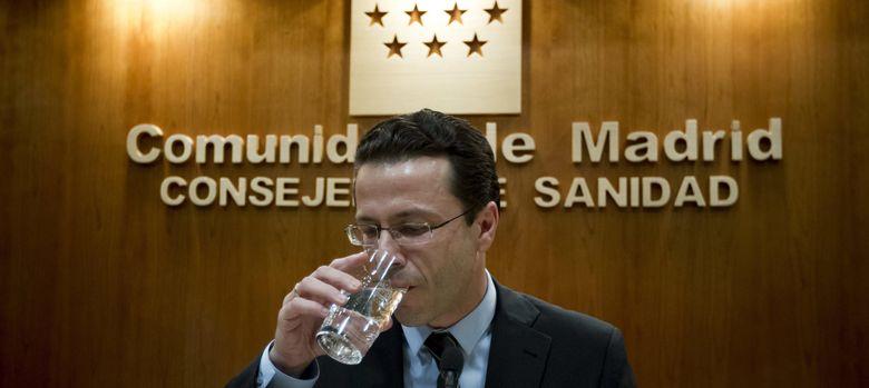 Foto: El consejero madrileño de Sanidad, Javier Fernández Lasquetty (Efe)