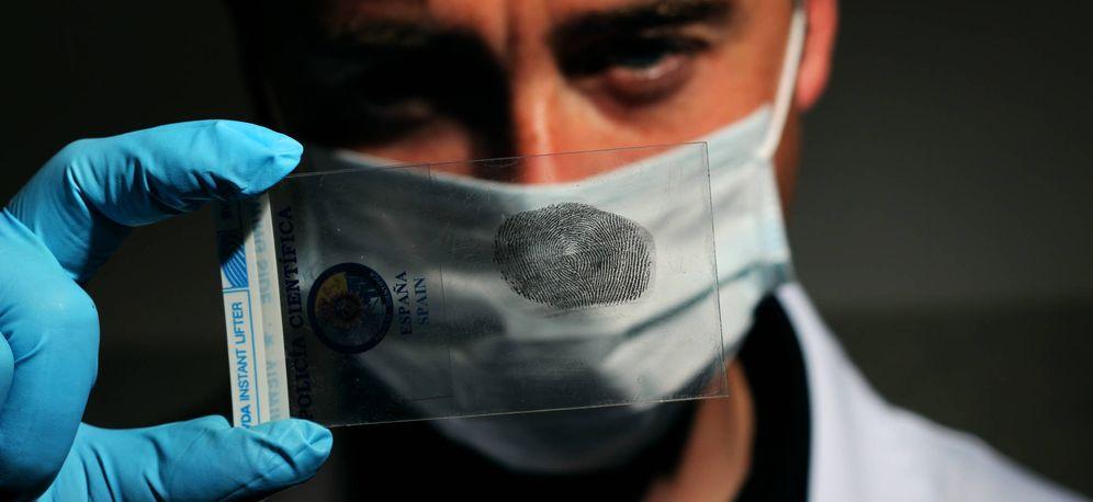 Foto: Foto: Policía científica.