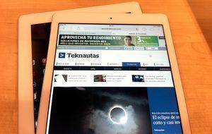 ¿Merece la pena cambiar tu 'tablet' por el nuevo iPad Air?