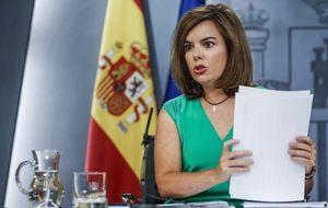 Santamaría no se descarta como candidata a la alcaldía de Madrid