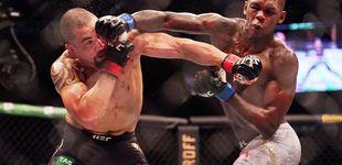 Post de UFC 243: el KO rotundo de Israel Adesanya en la mayor asistencia a un evento