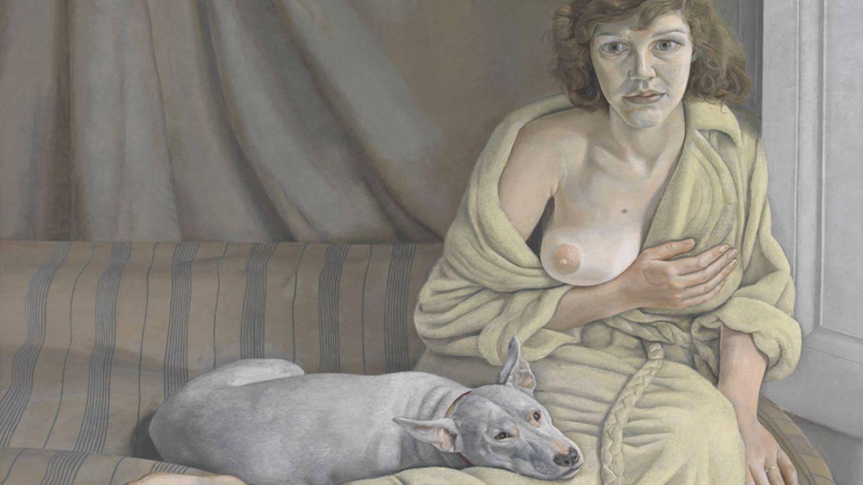 Foto: Una de las obras presentes en el Museo Picasso de Málaga