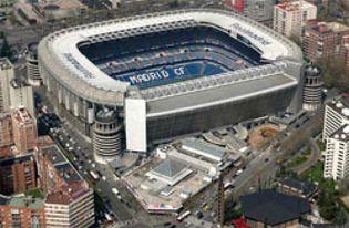 Foto: Florentino Pérez prepara un nuevo Bernabéu