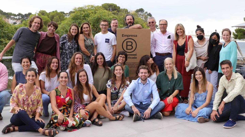 Parte del equipo de B Lab en España (B Lab)